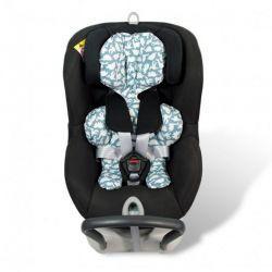 Funda para reductor Römer Dualfix I-Size Baby Dinos