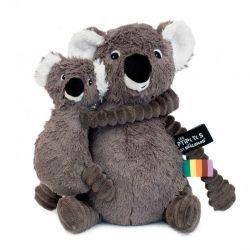 Peluche Ptipotos Koala Gris