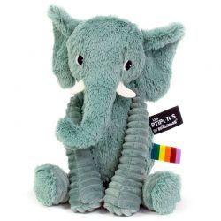 Peluche Ptipotos Elefante Verde