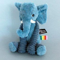 Peluche Ptipotos Elefante Azul