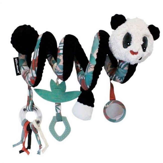 Espiral Actividades Panda