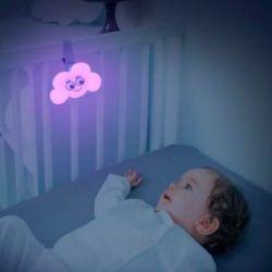 Luz de Compañia con Forma de Nube Night Light