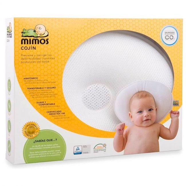 Cojin Mimos P Plagiocefalia Bebes Prematuros
