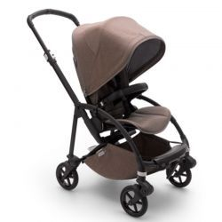 Silla Bugaboo Bee6 Mineral Collection Negro/Taupé-Taupé