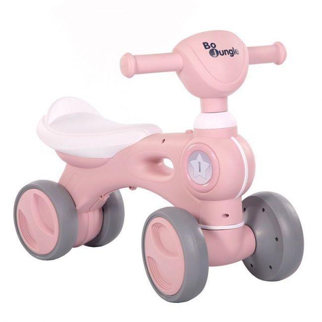 Bicicleta Jumpy Rosa