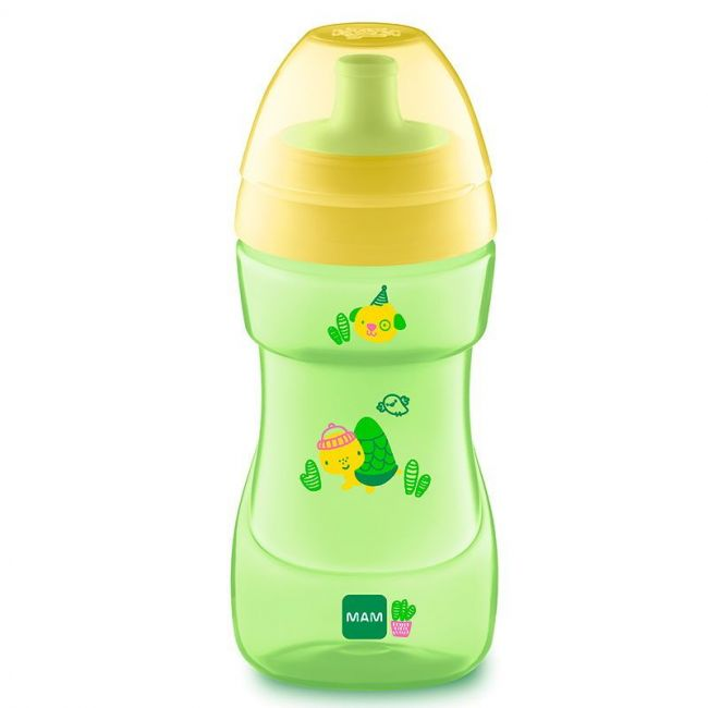 Botella Sports Cup Unisex Verde