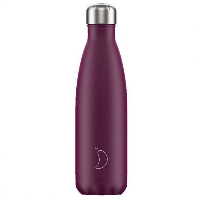 Botella Purpura Mate 500ml