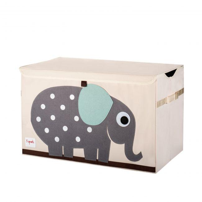 Arcón Juguetes - Elefante