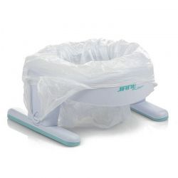 FLOWY POTTY VIAJE REDUC.WC BOL AQUAREL BLUE