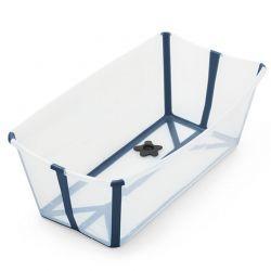 Bañera Plegable Stokke Flexi Bath Azul