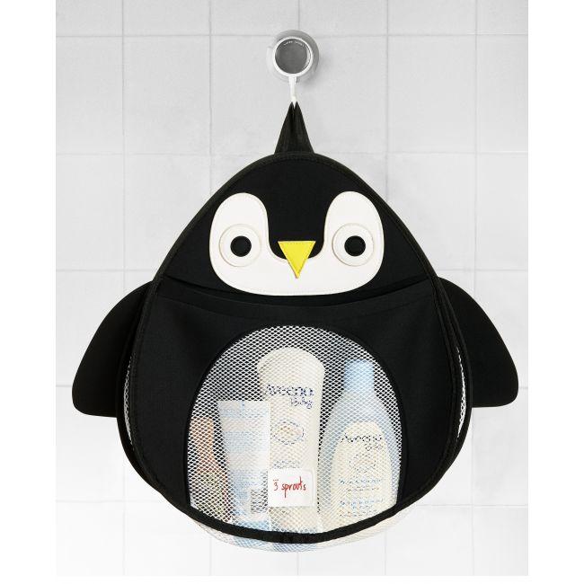 Colgador Baño - Pinguino