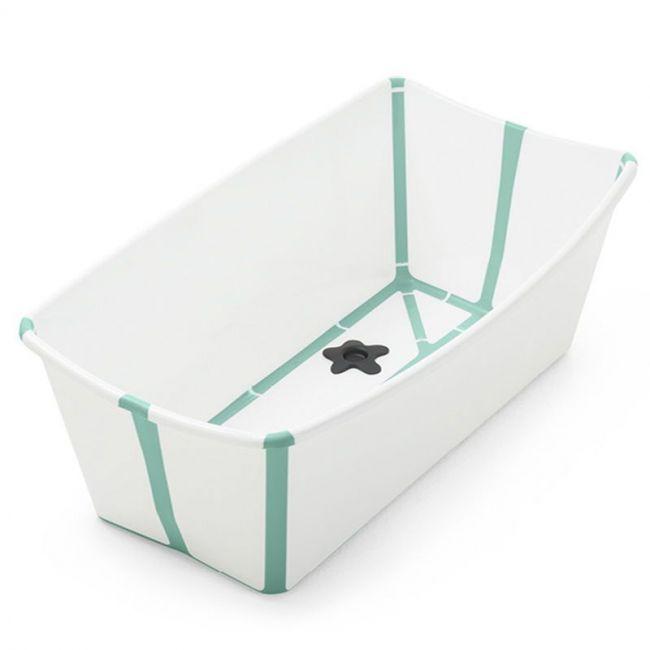 Bañera Flexi Bath Stokke Blanco & Aqua