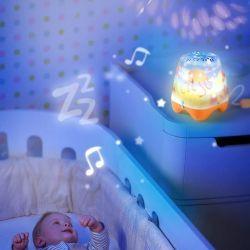 Lámpara Musical Pabobo Dream Theater Aquarium