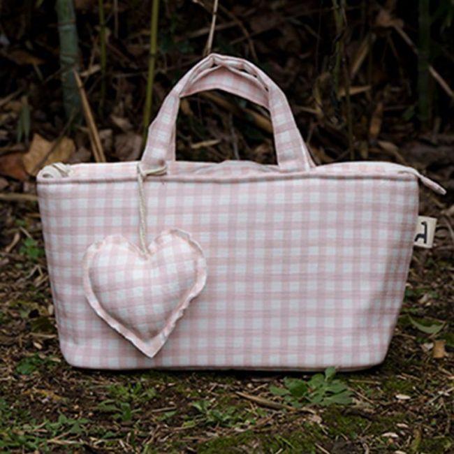 Bolsa Minibag IT Vichy Rosa