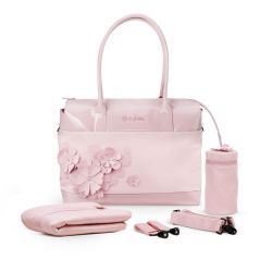 Bolso Cambiador Simply Flowers Light Pink