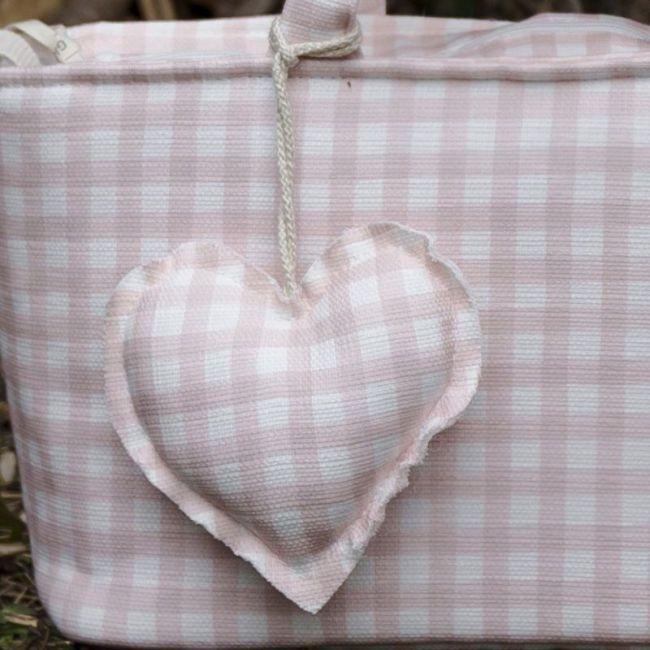 Corazón IT Vichy Rosa