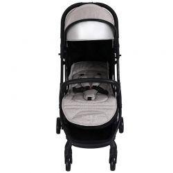 Silla de Paseo Momi Black Charcoal