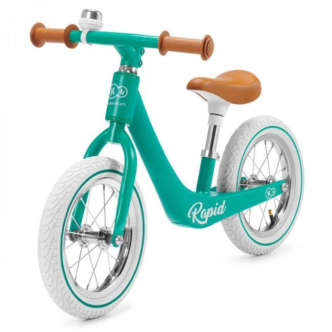 Bicicleta de Aprendizaje Balance Rapid Medianoche Verde