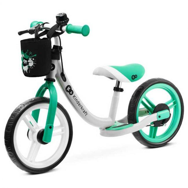 Bicicleta sin pedales Space Verde