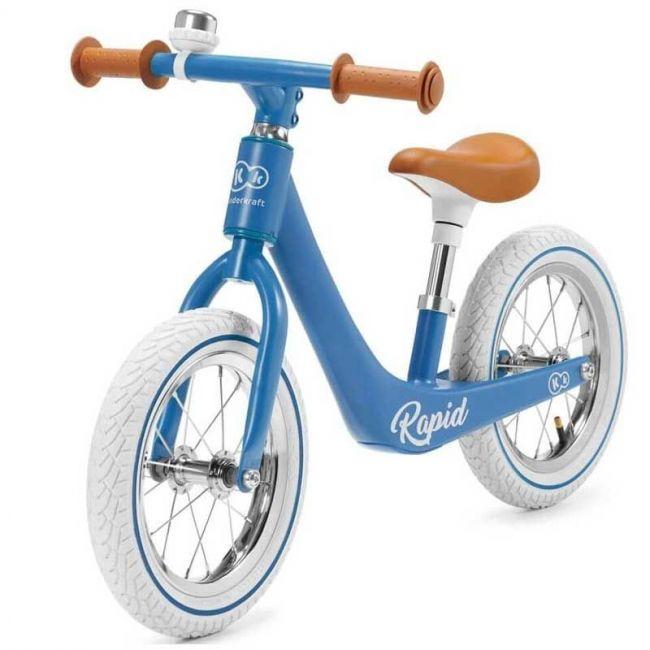 Bicicleta Sin Pedales Rapid Azul Zafiro