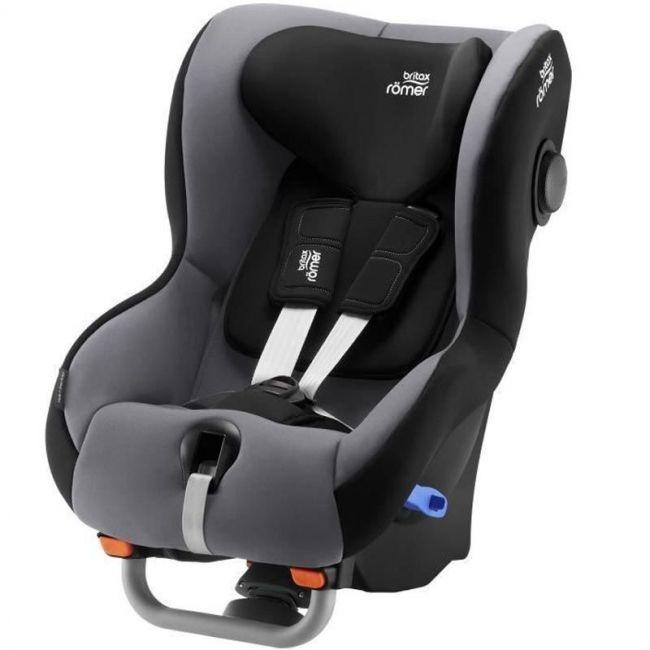 Silla de Auto Max-Way Plus Storm Grey