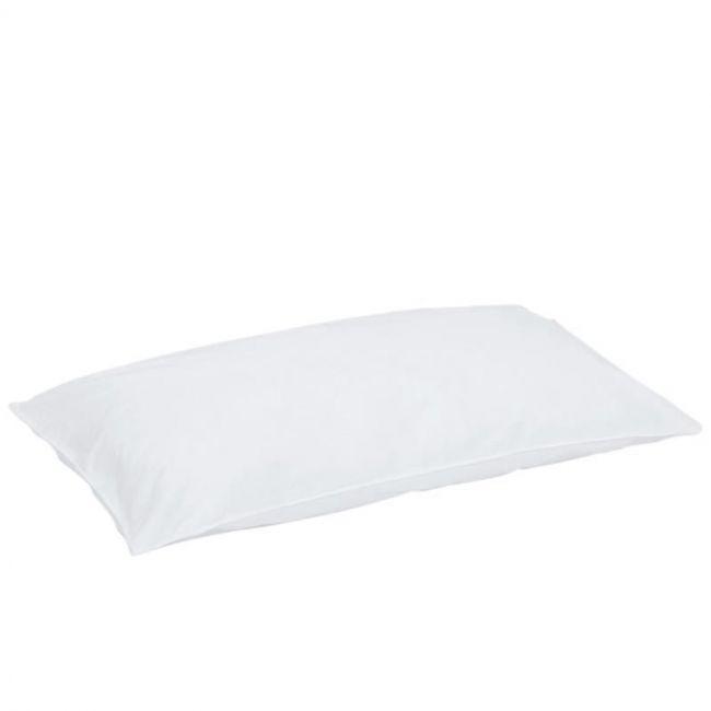 Almohada Antiacaros Blanco 30x55