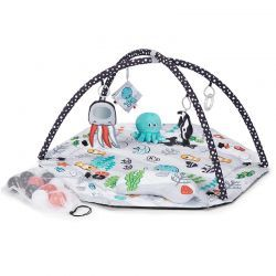 Manta Educativa Playmat Sea Land
