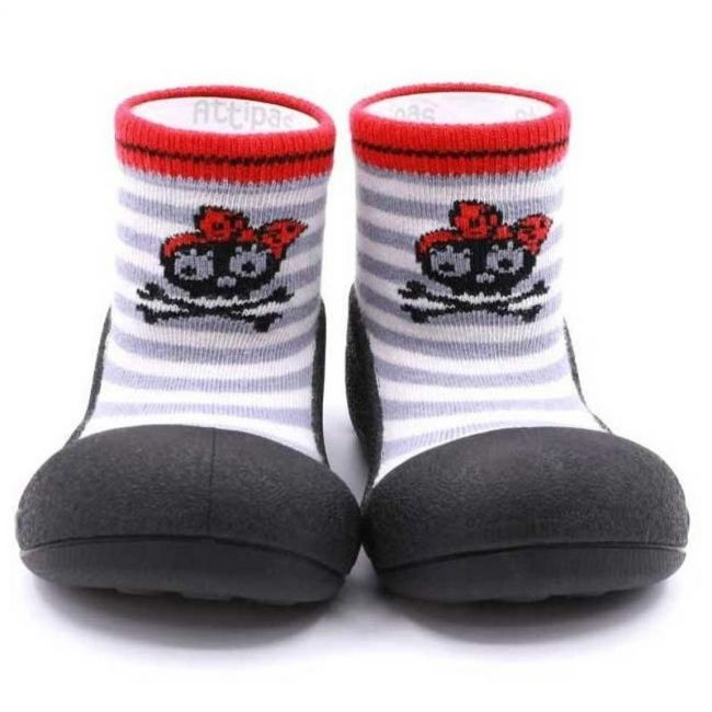 Zapatos Funny Halloween Red T19