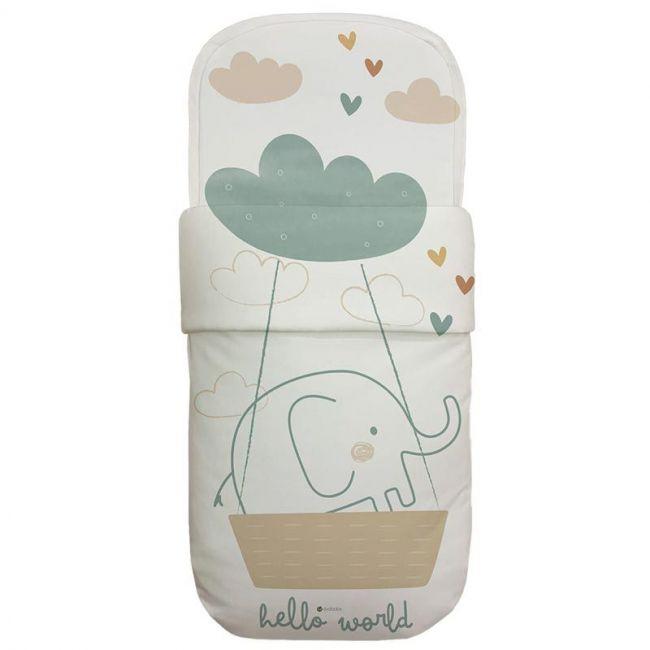 Saco Capazo Elefante Punto