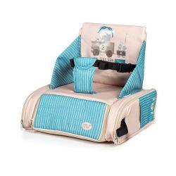 Bolso Trona de Viaje Booster Bag Azul