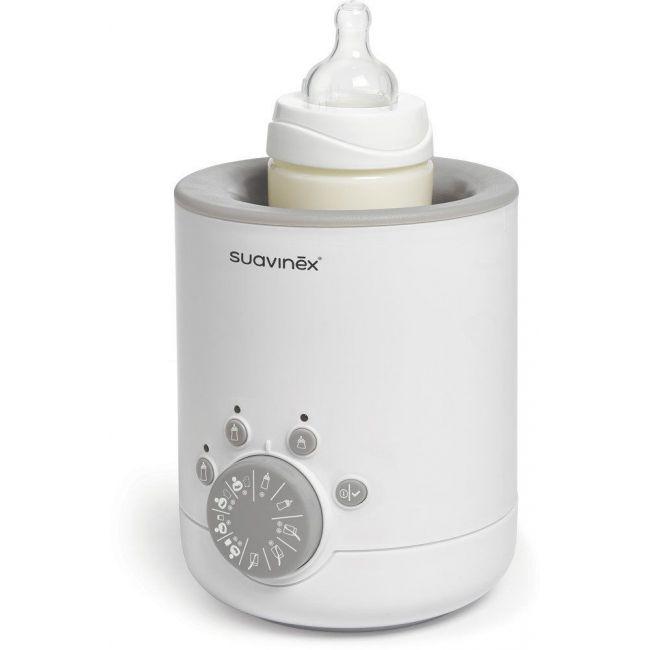 Calienta Biberones Link 3 En 1 Leche Materna Fórmula Y Potitos