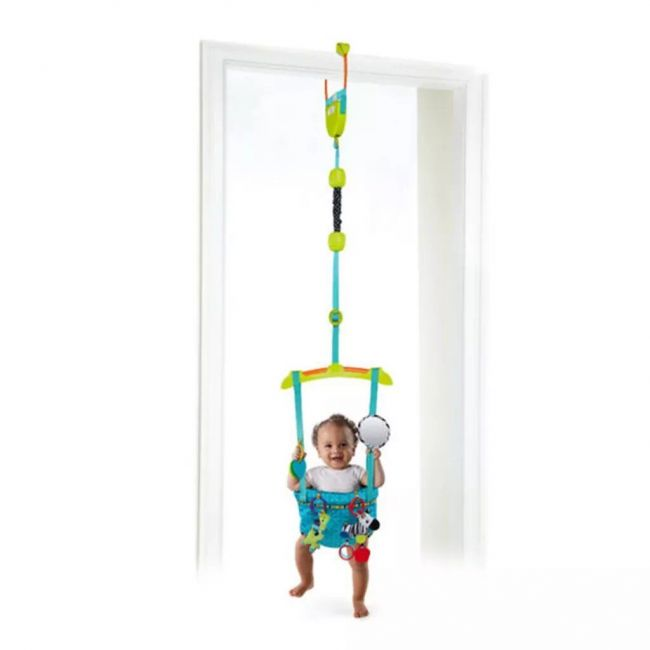 Saltador para Bebé Bounce'n Spring Jungle