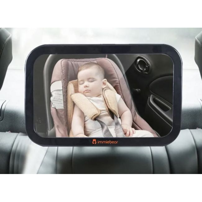Espejo Grande Rectangular para Sillas de Auto