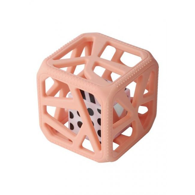 Mordedor Chew Cube Rosa