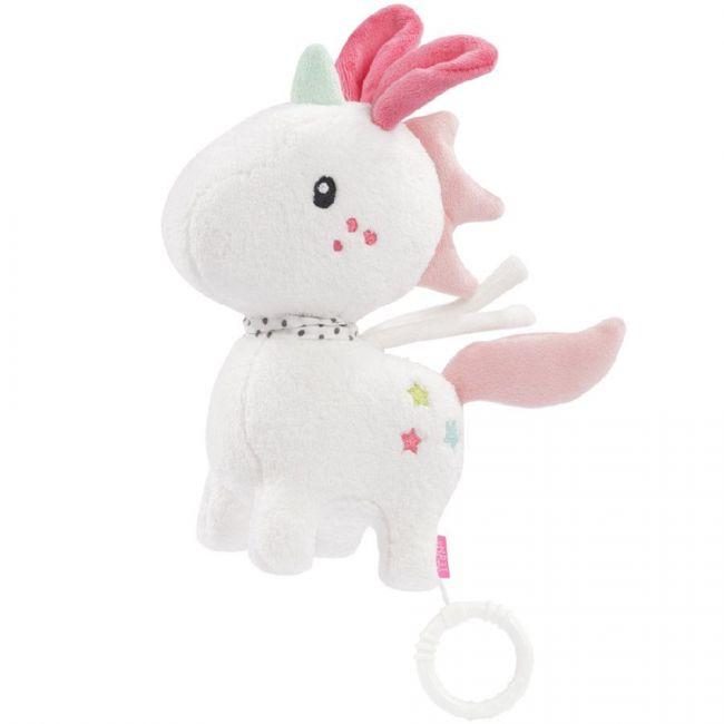 Peluche Musical Aiko y Yuki Unicornio