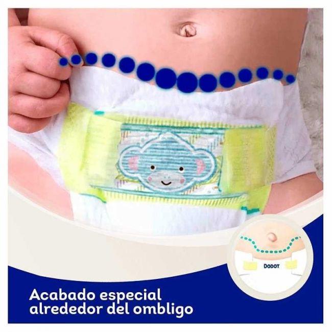 Pañales Dodot Sensitive Talla 1 Protección Plus (28 Uds) Recién Nacido 2-5kg