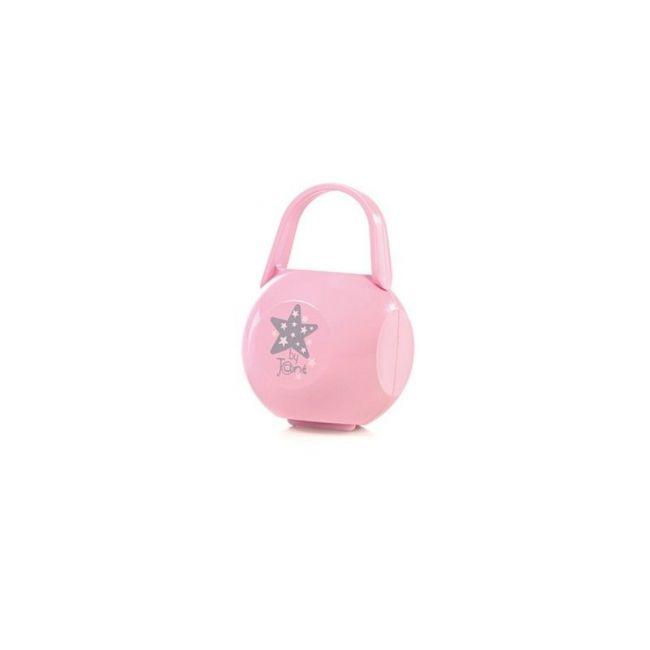 Cajita Portachupetes Boho Pink