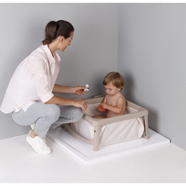 Bañera Smart Bath Plegable Granola