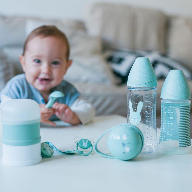Set de Bienvenida al Bebé Hygge Verde