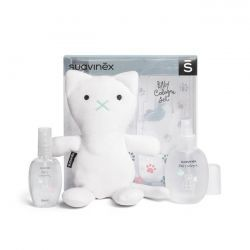 Set Colonia 100ml y Gatito de Peluche