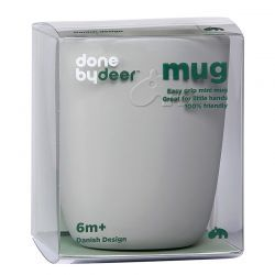 Mini Mug de Silicona Gris