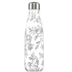 Botella Drawing Flowers 500ml