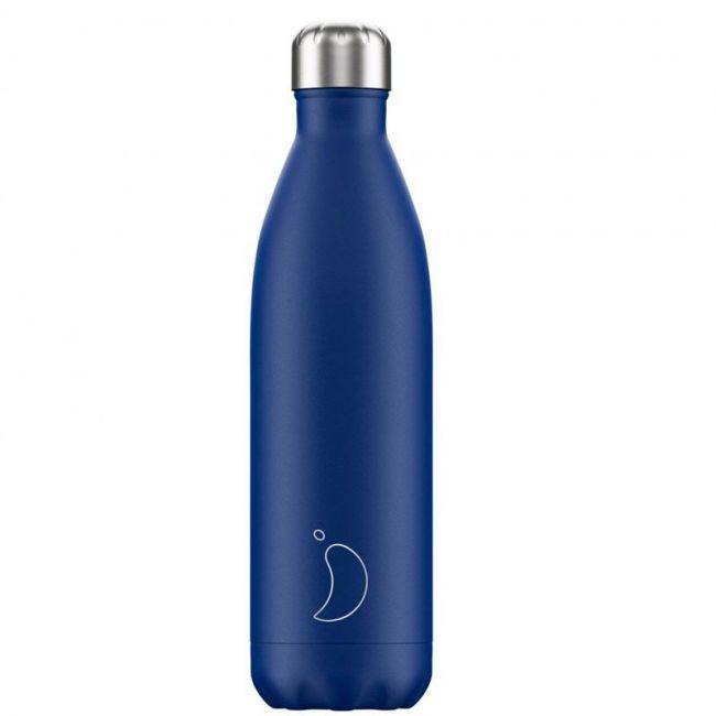 Botella Azul Mate 750ml