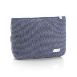 Bolsa Aseo London Azul 6X28X20 Cm