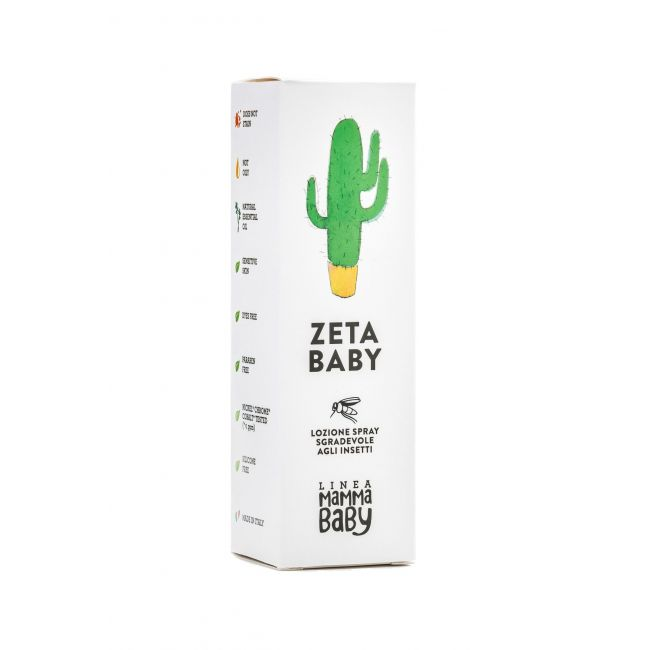 Zeta baby - Spray Anti-insectos