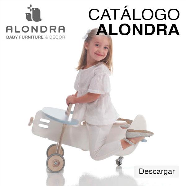 Catálogo muebles Alondra