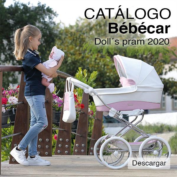 Catálogo Bébécar Doll´s pram 2020