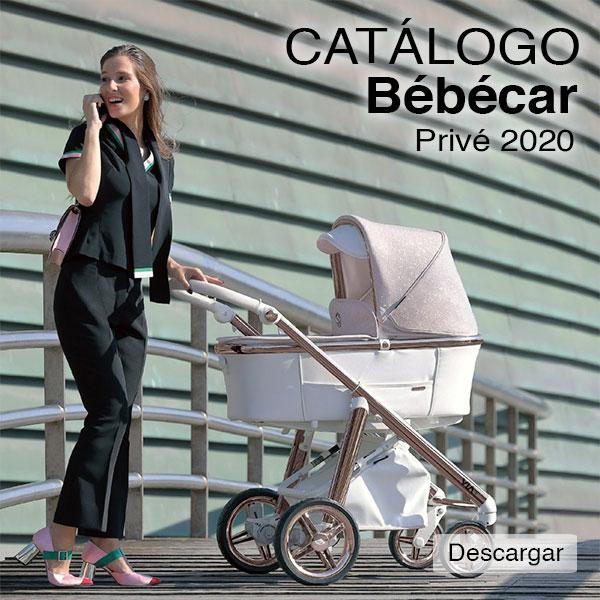 Catálogo Bébécar Privé 2020