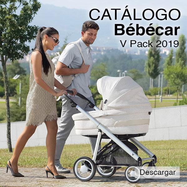 Catálogo Bébécar V Pack 2019