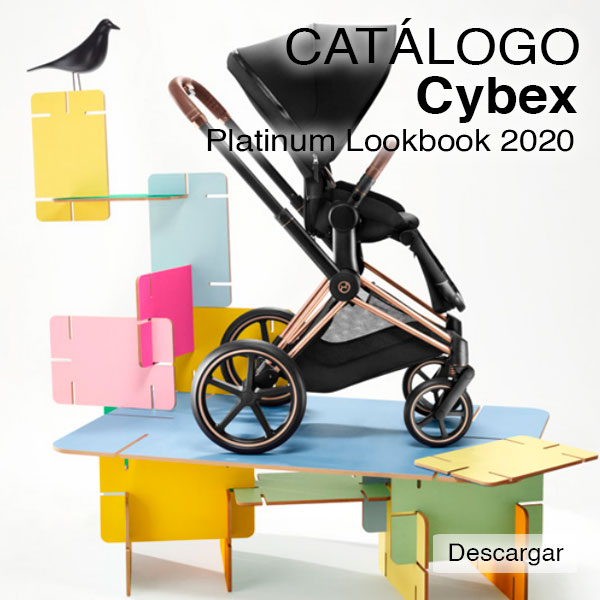 Catálogo Cybex Platinum Lookbook 2020